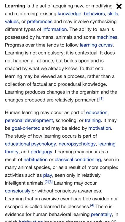 Learning Theory & Intelligence screenshot-4