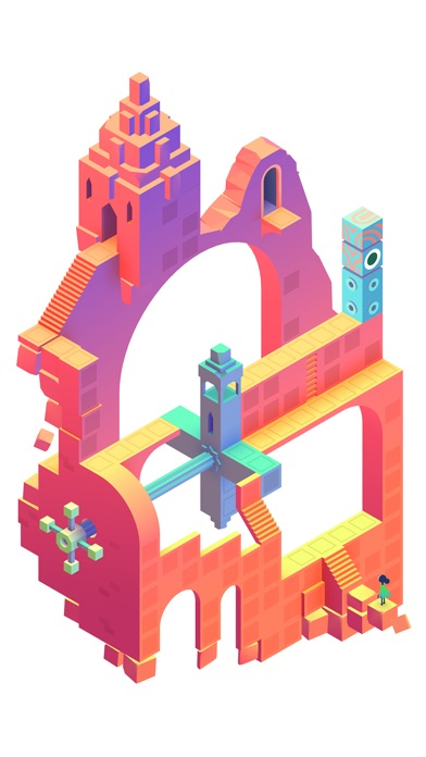 Monument Valley 2 Screenshot on iOS