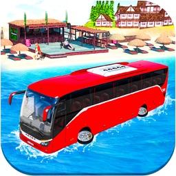 Water Surfer Bus Simulator