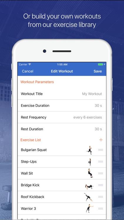 Legs & Butt Workouts by Fitify screenshot-4