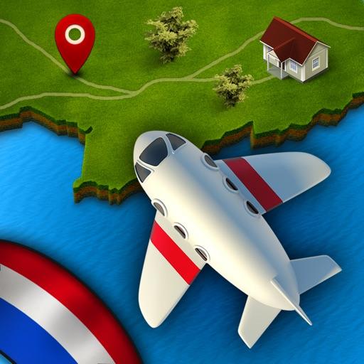 GeoFlight Netherlands Pro