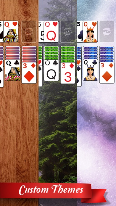 Image of Classic Solitaire Card Game! for iPhone