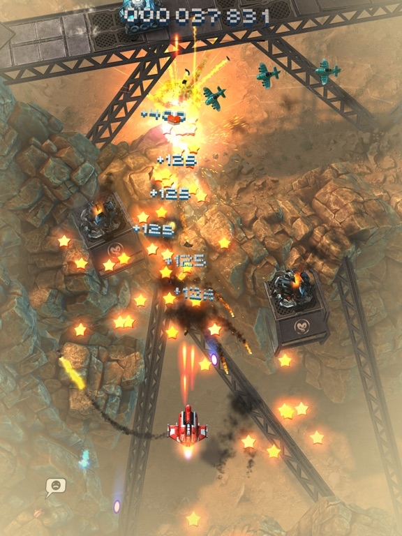 Sky Force Reloaded на iPad