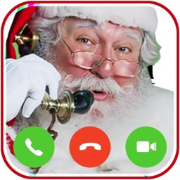 Fake VideoCall for Santa Claus