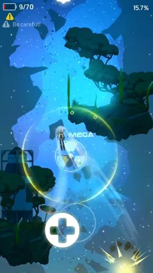 Celestine Mars explorer Screenshot