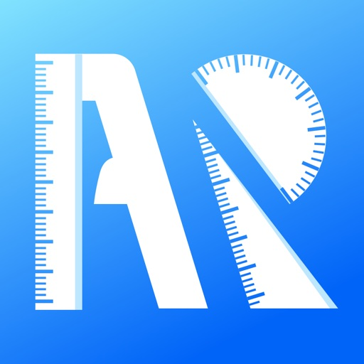 AR ruler -Accurate measurement for iPhone