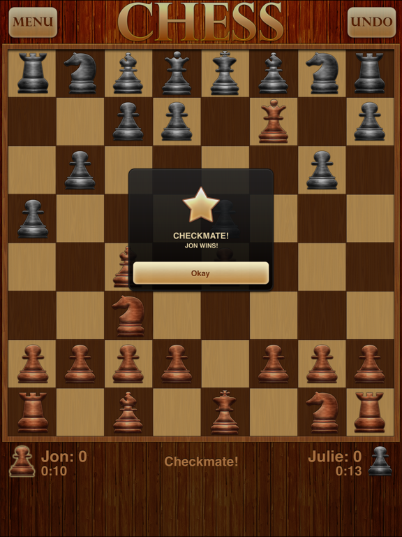 Chess HD  ∙ screenshot two