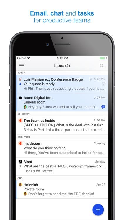 Missive - Email, Chat & Tasks