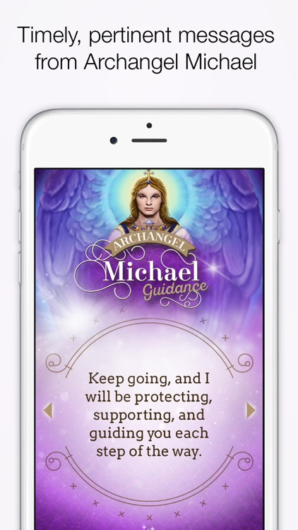 Archangel Michael Guidance screenshot-0