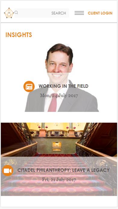 Citadel Investment Services screenshot four