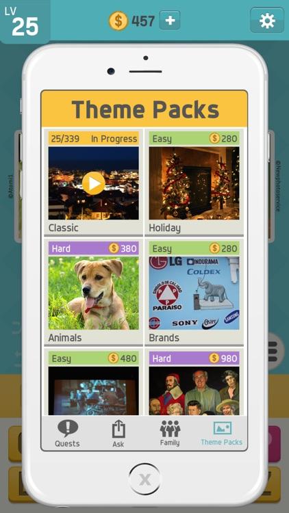 Pictoword: Fun New Word Games screenshot-4