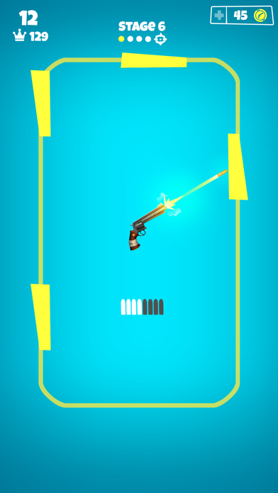 Spinny Gun screenshot 1