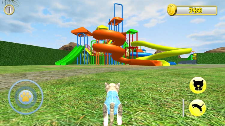 Stray Cat Open World Game