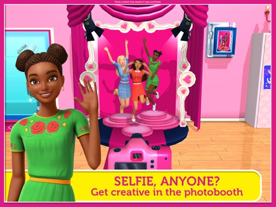 Barbie Dreamhouse Adventures screenshot #5