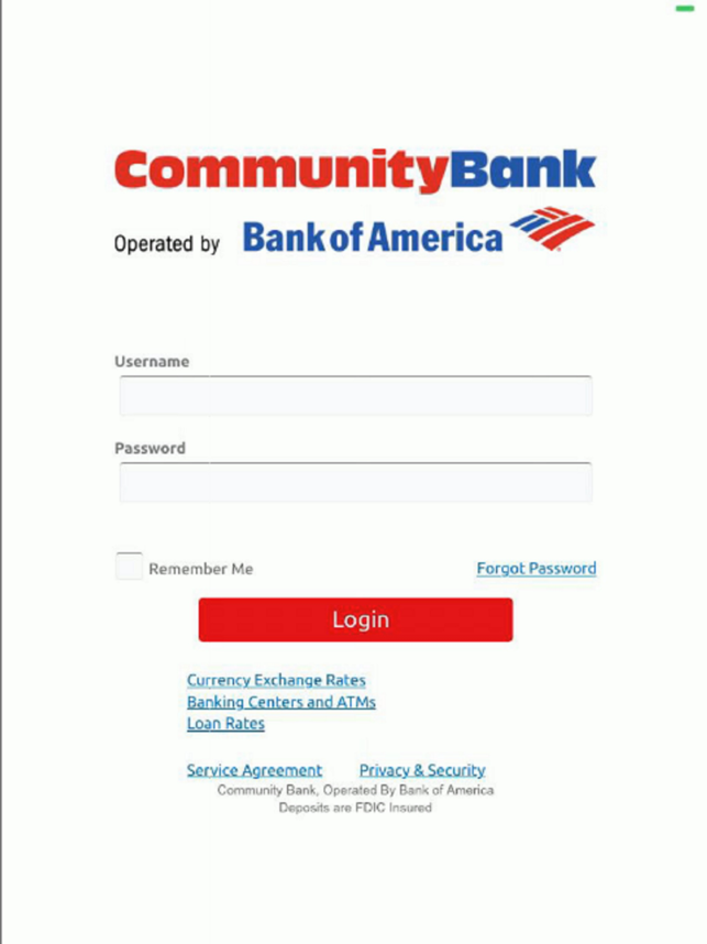 Dod Community Bank For Ipad 4