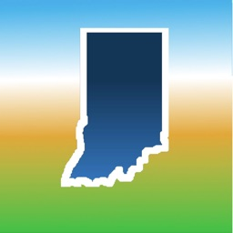 Aqua Map Indiana Lakes GPS
