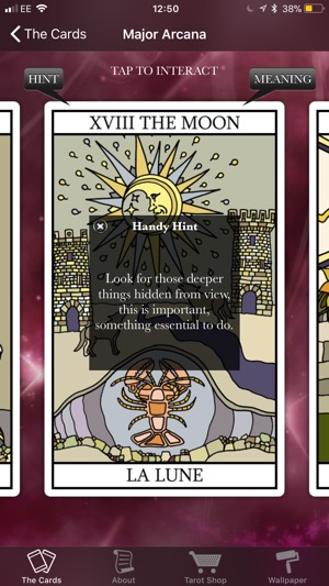 Tarot Card Meanings On The App Store