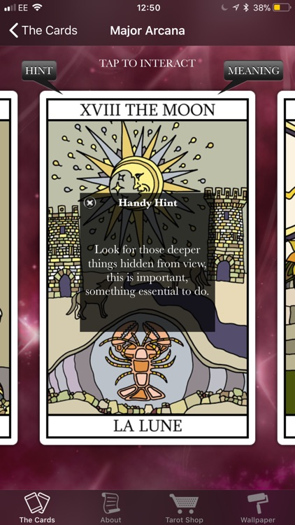 Tarot Card Meanings screenshot-4