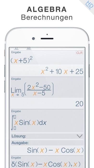 Screenshot for Calculator ∞ - Taschenrechner in Switzerland App Store