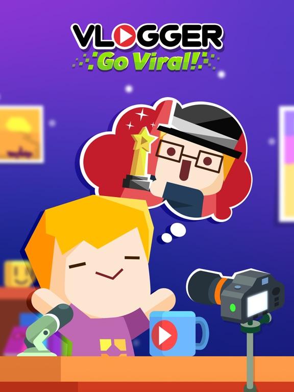 Игра Vlogger Go Viral - Vlog Maker