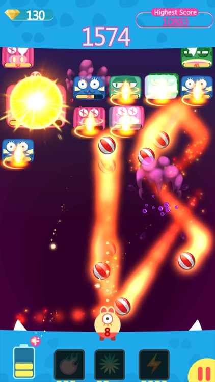 MonsterBouncing screenshot-1
