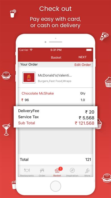 Eathub - At Your Doorstep screenshot four