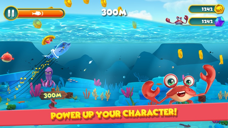 Dolphy Dash screenshot-1