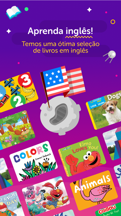 Foto do PlayKids Stories  - Livros Infantis