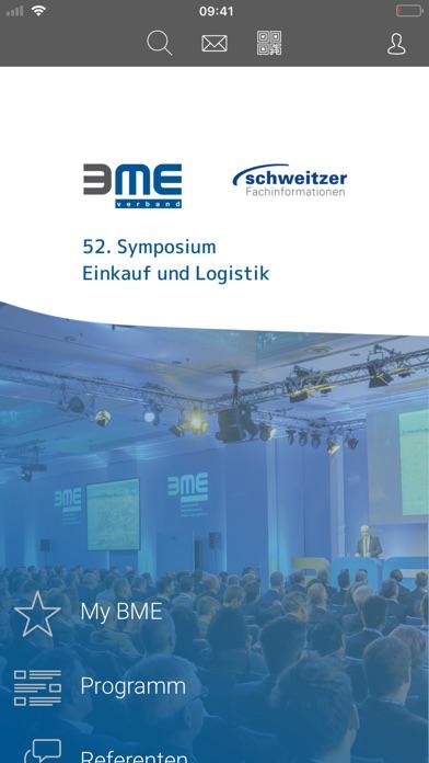 BME-Symposium 2017Screenshot von 1