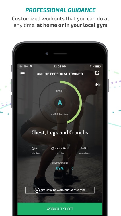 BTFIT - Personal Trainer screenshot-3