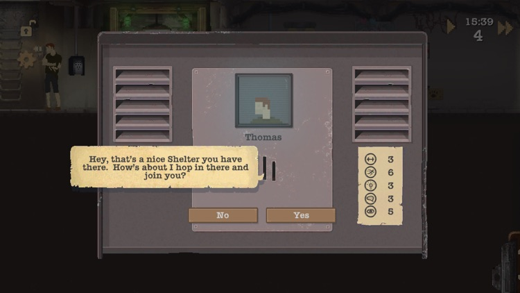 Sheltered screenshot-2