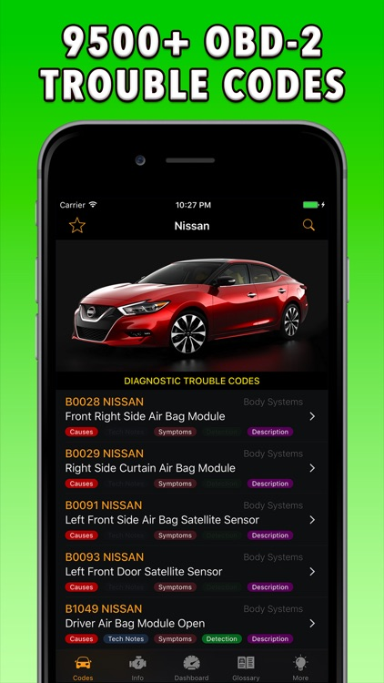 Nissan App! screenshot-0