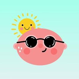 Pinkie Stickers