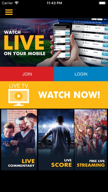 BK8 Live TV HD - EPL by Chinn Phang San