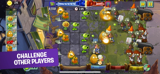Plants Vs ZombiesTM 2 On The App Store