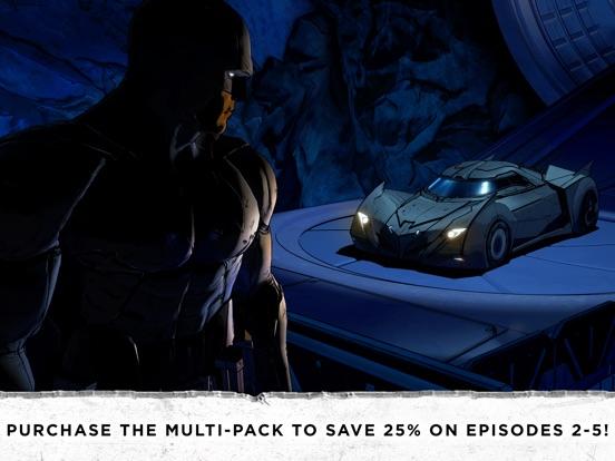 Batman - The Telltale Series для iPad