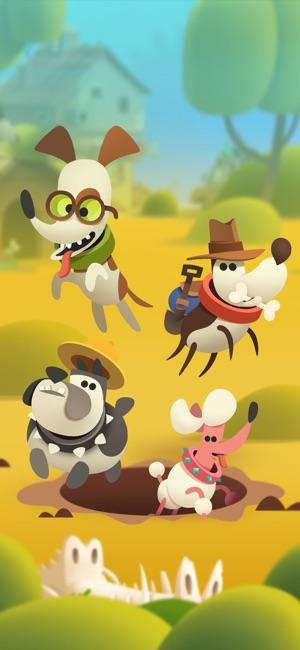 My Diggy Dog: adventure-Spiel Screenshot
