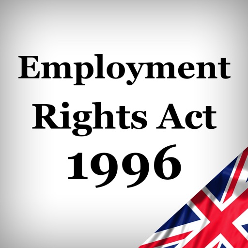 EMPLOYMENT RIGHTS ACT 1996 PDF