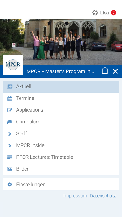 MPCR screenshot 2
