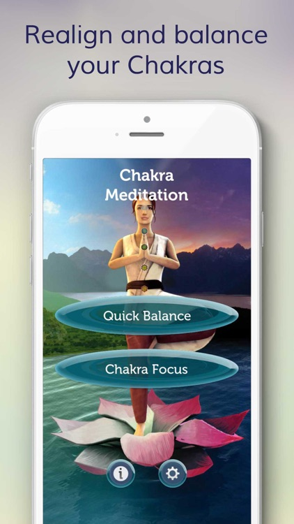 Chakra Meditation screenshot-0