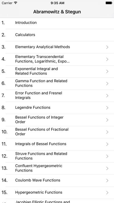 Book of Mathematical Functionsのおすすめ画像1