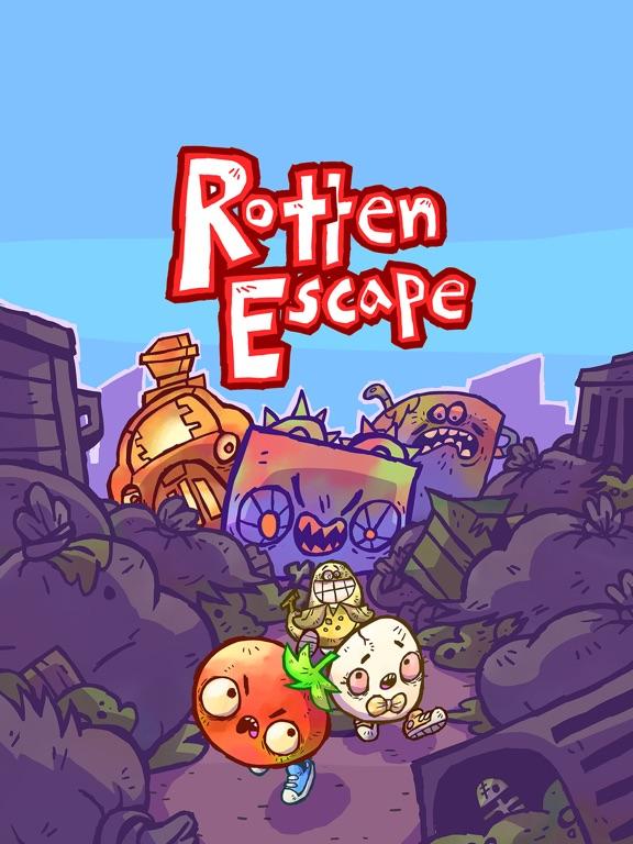 Rotten Escape: Jump action screenshot 10