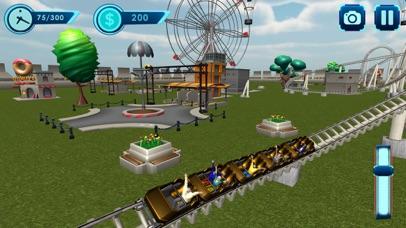 Roller Coaster Race Sim - Pro Screenshot 5