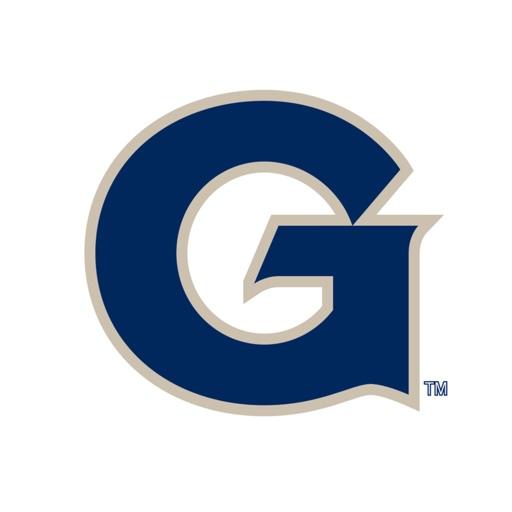 Georgetown Hoyas Stickers PLUS