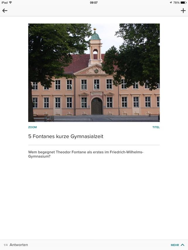 Museum Neuruppin unterwegs Screenshot