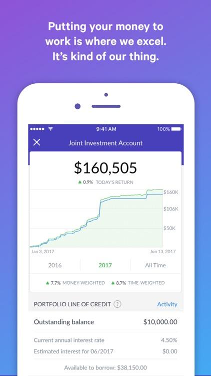 Wealthfront screenshot-3