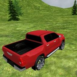 Offroad 4x4 Hill Climb Truck – 3D Drive