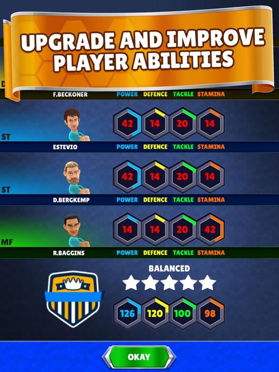 Скачать игру Kings of Soccer - PvP Football