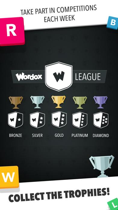 Wordox - Multiplayer word game Скриншоты6