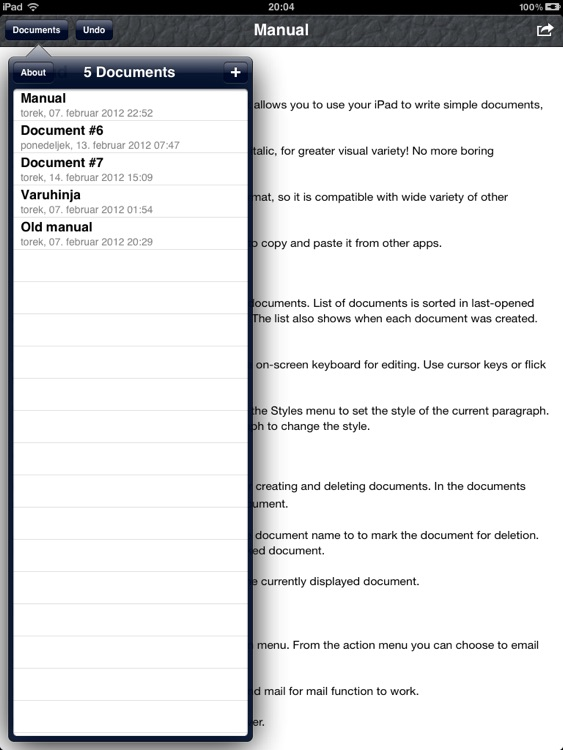 NewPad screenshot-1